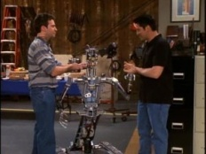 Friends 06x21 : The One Where Ross Meets Elizabeth's Dad- Seriesaddict